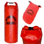 Red Waterproof dry bag 40x25cm #N92658644050