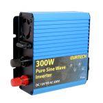 Eurteck Inverter Onda Sinusoidale Pura 300W 600W 12VDC 230V AC #ET22020926