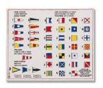 Adesivo Codice internazionale dei segnali D.17x13cm #TRD1513017