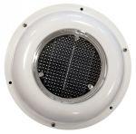 Aeratore in ABS bianco Funzionamento a cella solare #TRL6401220