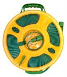 Flat water hose 15 mt reel #TRN0115305