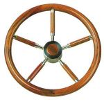 Teak Marine Steering Wheel/Helm Ø 400mm #FNI4345240