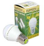 LED Bulb 3W 100-240V E27 Cold White 6000K-6500K 220Lm Min 10Pcs #ET27561203-10