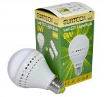 LED Bulb 9W DC100-240V E27 2700K-3000K 650Lm Min 10Pcs #ET27561213-10