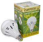 LED Bulb 12W DC100-240V E27 2700K-3000K 1000Lm Min 10Pcs #ET27561216-10