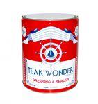 Teak Wonder Dressing & Sealer Natural Teak Treatment 1Lt #N722467COL506