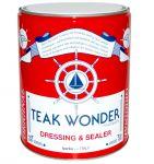 Teak Wonder Dressing & Sealer Natural Teak Treatment 4Lt #N722467COL507