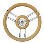 Volante Timone T27 Ø 350mm Beige #FNI4345443