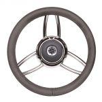 Volante Timone T26 Ø 350mm Grigio #FNI4345450