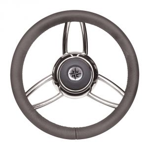T26 Grey Marine Steering Wheel/Helm #FNI4345450