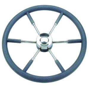 Volante Timone Ø 450mm Grigio #FNI4345845