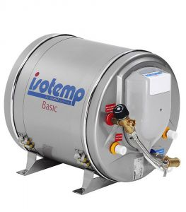 Isotemp Basic Slim Water Heater Boiler 15L in nickel plated copper #FNI2400215