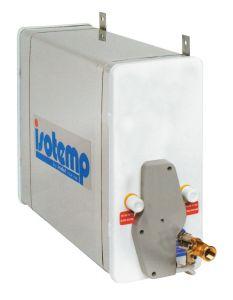 Boiler Isotemp Square in Acciaio Inox Volume 16Lt 5,5Bar Resistenza 230V 750W #FNI2400216