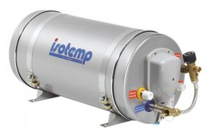 Stainless Steel Isotemp Boiler Volume 50L 7Bar Resistance 230V 750W #FNI2400250
