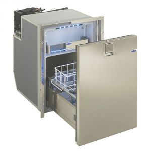 Frigorifero Drawer Capacità 105Lt 12V in Acciaio Inox #FNI2424705