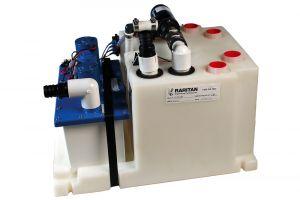 Sistema di raccolta e depurazione rifiuti WC 12V 32A #FNI2410042