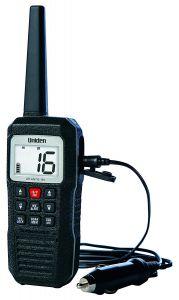 VHF Portatile 3W UNIDEN Atlantis 155 #N100666020300