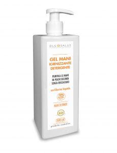 Gel Mani Igienizzante Detergente 500ml DLG SALUS #N90056004646