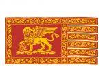 Bandiera in stamigna S.Marco Venezia 22x44cm #N30112503701