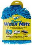 Star Brite 040105 Wash Mitt Micro Fiber Reggae Blue #N72746546267