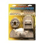 Magnesium Anodes Alpha One Generation II Kit from '91 to Present #N80607030644