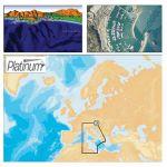 Navionics SD/Micro SD Platinum + Charts 33P cartography #61920542