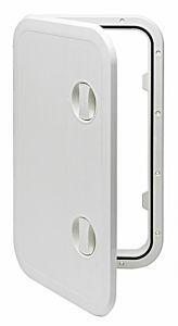 White walk on deck inspection hatch 357x606mm #N31411305080
