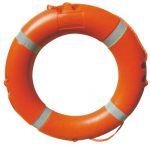 Salvagente Anulare Ø esterno 72cm Ø interno 43,5cm 2,5Kg #FNI1010008