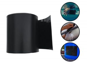 Nastro Impermeabile Isolante per Riparazioni Magic Tape 152xh10cm Nero #N91556205720