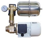 24V 35 l/m CEM fresh water pump with 2L accumulator tank #OS1606124