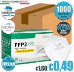 FFP2 KN95 Baner BT-005 Protection masks Certified CE #N90056004604-1000