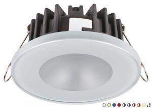 Quick APOLLO XP HP 6W 10-30V LED Downlight 295-410lm IP66 Glass 9.5mm #Q25300010