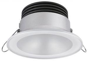 Quick ZEUS LP 7W 10-30V LED Downlight 365-400lm IP40 5.5mm Glass #Q25300011