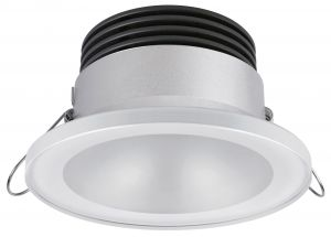 Quick ZEUS HP 7W 10-30V LED Downlight 365-400lm IP40 9.5mm Glass #Q25300012