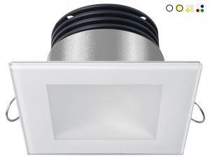 Quick DANAE LP 7W 10-30V LED Downlight 264-274lm IP40 5.5mm Glass #Q25300015