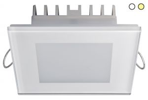 Quick Faretto LED ad Incasso DAPHNE LP 4W IP65 in Vetro 5.5x86mm #Q25300019