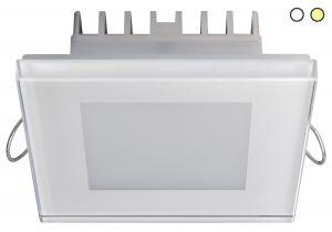 Quick DAPHNE HP 4W 10-30V LED Downlight 103-108lm IP65 9.5x86mm Glass #Q25300020