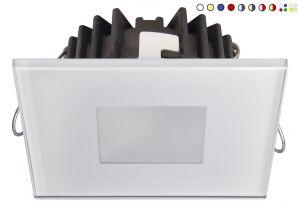 Quick Faretto LED ad Incasso DAPHNE XP LP 6W 10-30V IP65 in Vetro 5.5mm #Q25300021