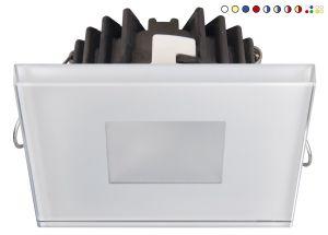 Quick Faretto LED ad Incasso DAPHNE XP HP 6W 10-30V IP65 in Vetro 9.5mm #Q25300022