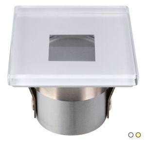 Quick SUGAR LP 1.5W 10-30V LED Downlight 49-59lm IP65 5mm Glass #Q25300023