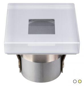 Quick SUGAR HP 1.5W 10-30V LED Downlight 49-59lm IP65 9mm Glass #Q25300024