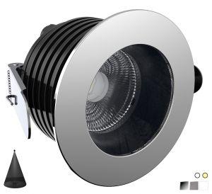 Quick Faretto LED Antiabbagliamento PALLADIO R90 10W 25° 650-700lm IP66 #Q25300033
