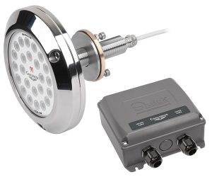 Quick CHALLENGER 60 Luce Subacquea Power LED 60W 20-30V Colore BLU #Q26001304