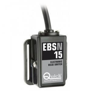 Eletronic bilge switch for EBSN 15 bilge pump 15A #QEBSN15