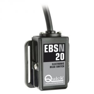 Eletronic bilge switch for EBSN 20 bilge pump 20A #QEBSN20