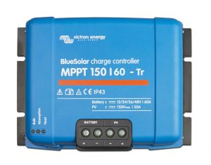Victron Energy BlueSolar MPPT 150/60-TR Solar Charge Controller #UF20066W