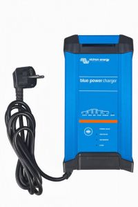Victron Energy Blue Power Series Battery Charger 24V 8A IP22 3 Outputs #UF20401H