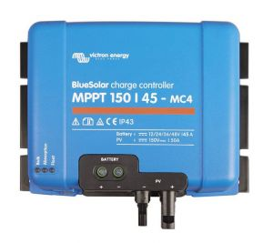 Victron Energy Regolatore di carica BlueSolar MPPT 150/45-MC4 #UF20484R