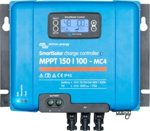 Victron Energy Regolatore di carica SmartSolar MPPT 150/100-MC4 #UF20805J