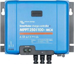 Victron Energy Regolatore di carica SmartSolar MPPT 250/100-MC4 #UF21384S